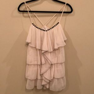 Easley Layered Camisole/Blouse
